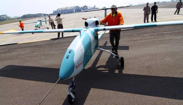 Tak Perlu Impor, Indonesia Bisa Buat Drone