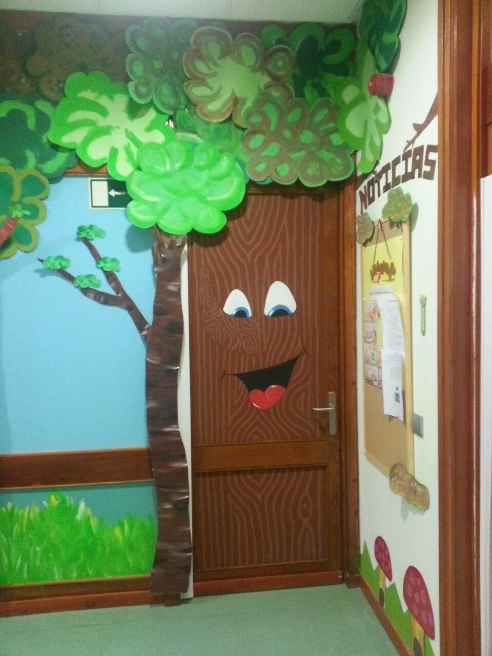 Conseils d co et relooking quelques id es 2015 pour for Idee decoration porte de classe