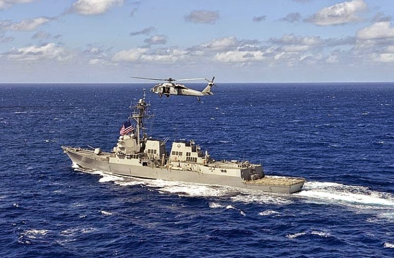 Military News - Blame for fatal flight deck accident in Red Sea put on warship CO