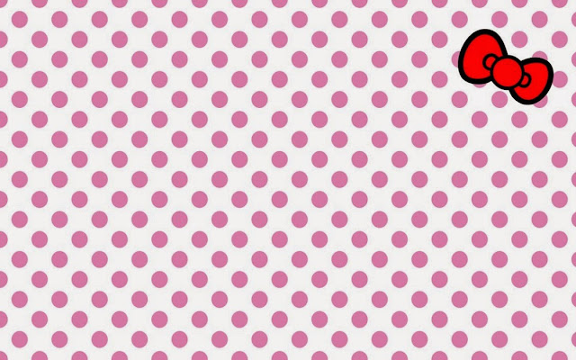 143221-Hello Kitty Polkadot HD Wallpaperz