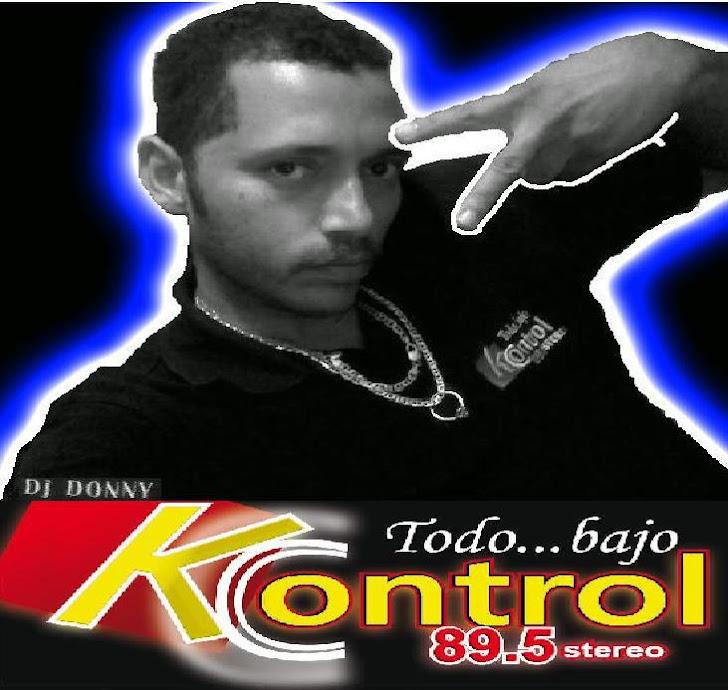 DJ DONNY WARR