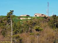 """La Serreta, masia del terme de Puig-reig. Autor: Fancesc """"Caminaire"""""""