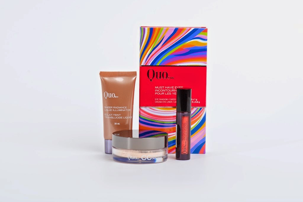 Quo Summer Beauty Kit Giveaway