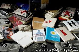 Merawat Buku  http://oh-gitu.blogspot.com