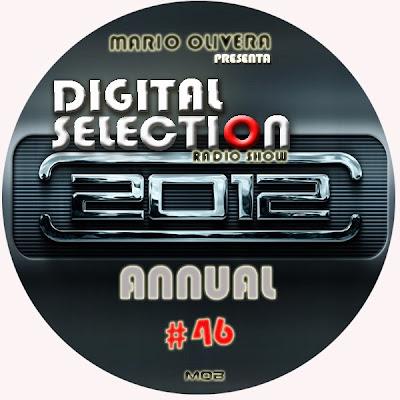 Digital Selection Radioshow Episodio 46 Annual 2012 Dic