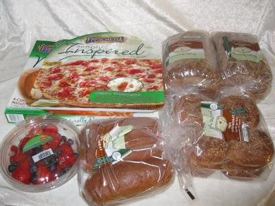 Free bread at Target