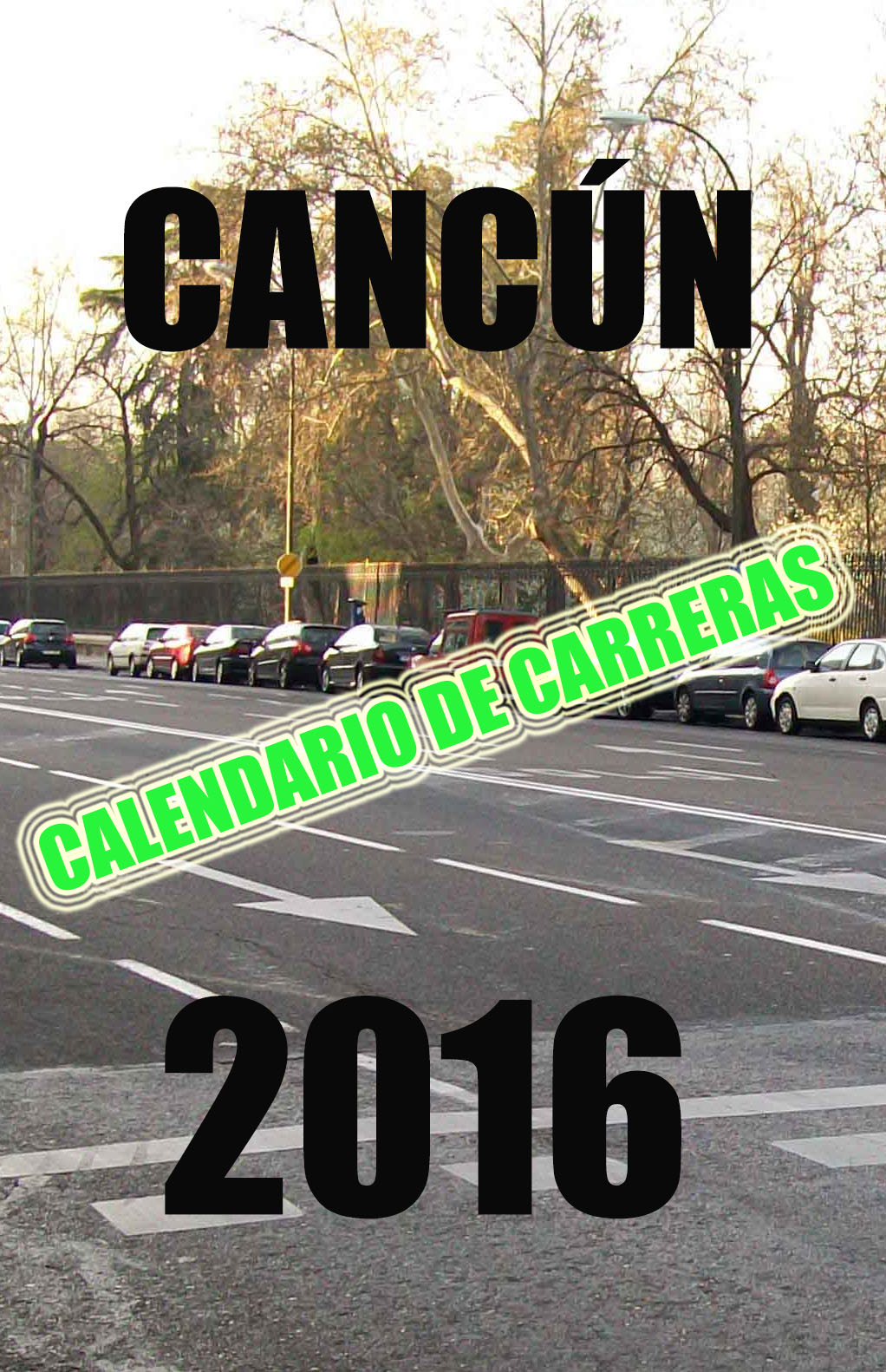 CALENDARIO CARRERAS PEDESTRES