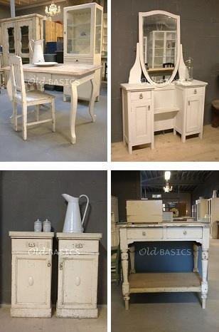 Old basics december 2011 for Brocante meubels