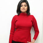 Oviya Latest Photos in Black Jeans at Madha Yaanai Koottam Movie Press Meet