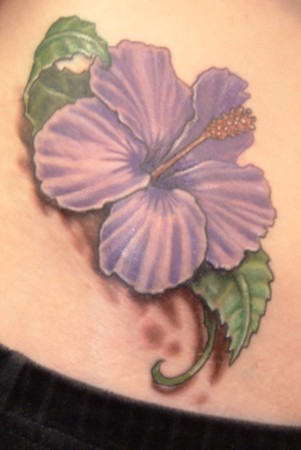 Hibiscus Flower Tattoos on Tattoo Art  Hibiscus Tattoos Meaning And Pics
