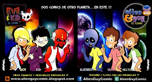 Alien & Guy