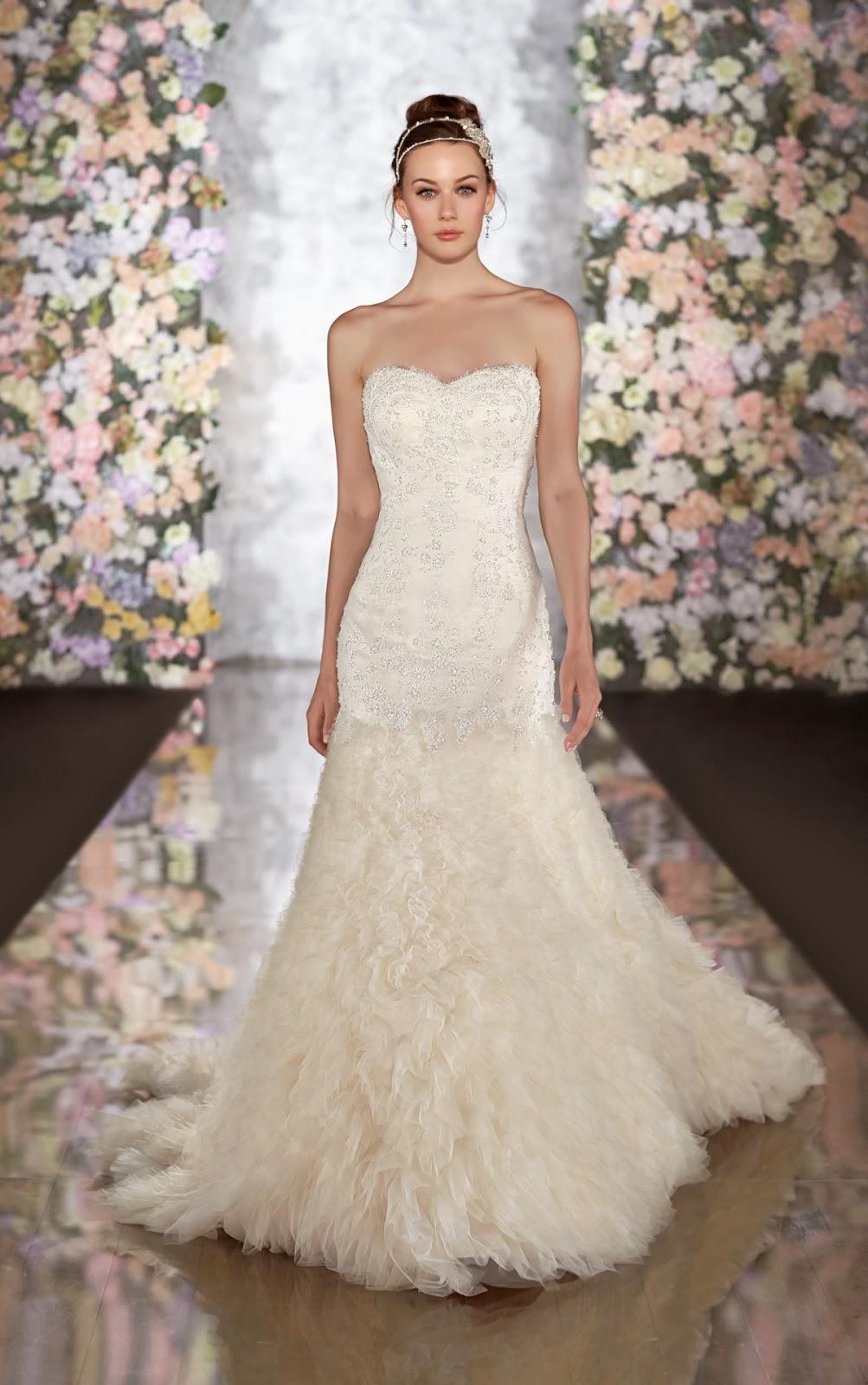 Martina Liana 2014 Spring Bridal Collection
