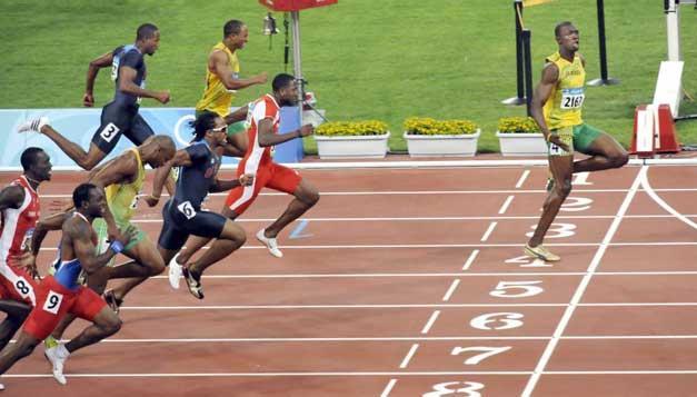 Usain Bolt!