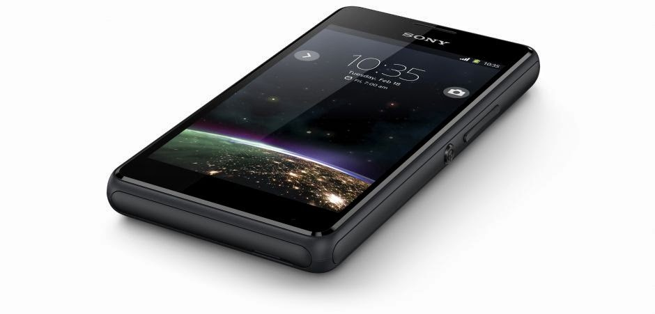 Xperia E1 Telefon Pintar Dengan Prossesor Yang Gempak