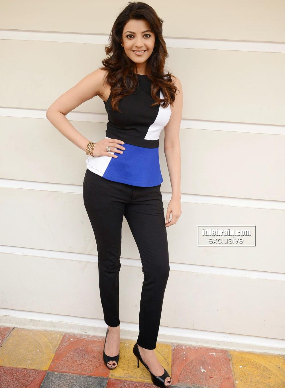 Kajal Agarwal sweet actress