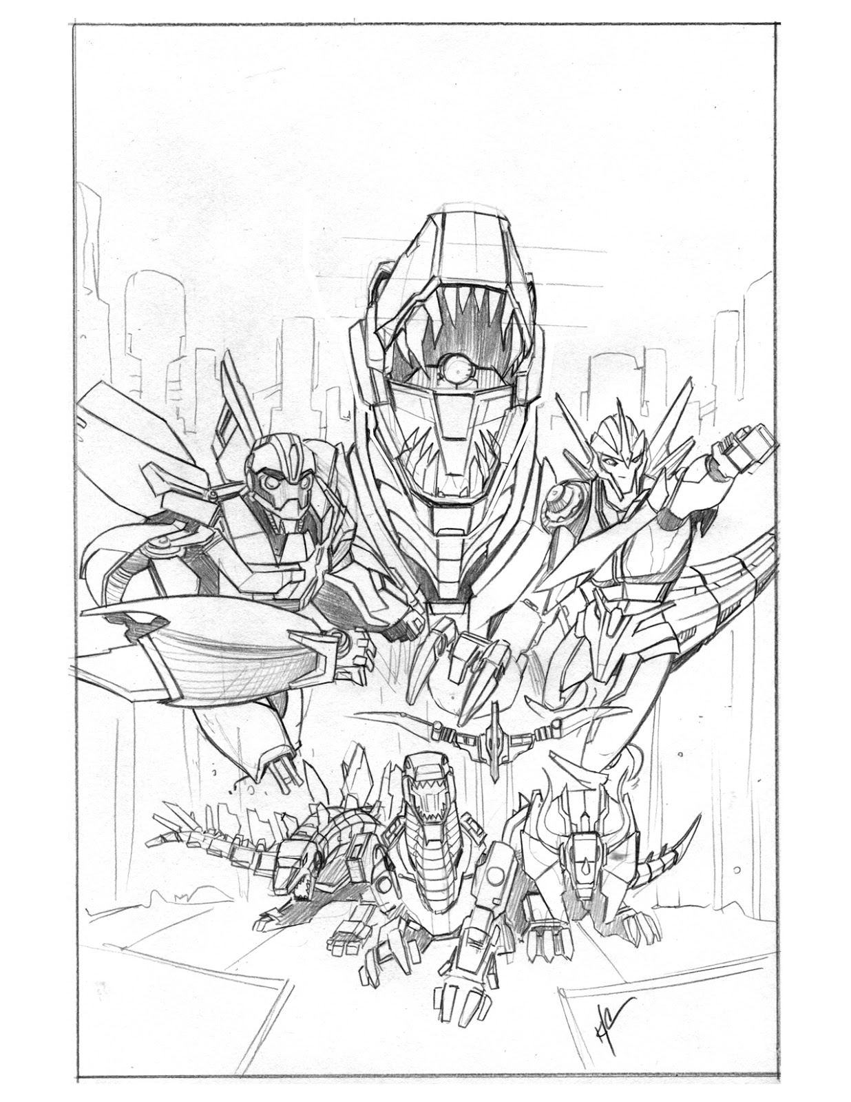 arcee transformers prime coloring pages - photo#23