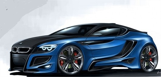 BMW M8 BMW M1 Successor Will Roll 2016