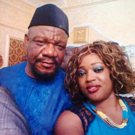 Nollywood Stars Celebrate With Ateke Tom