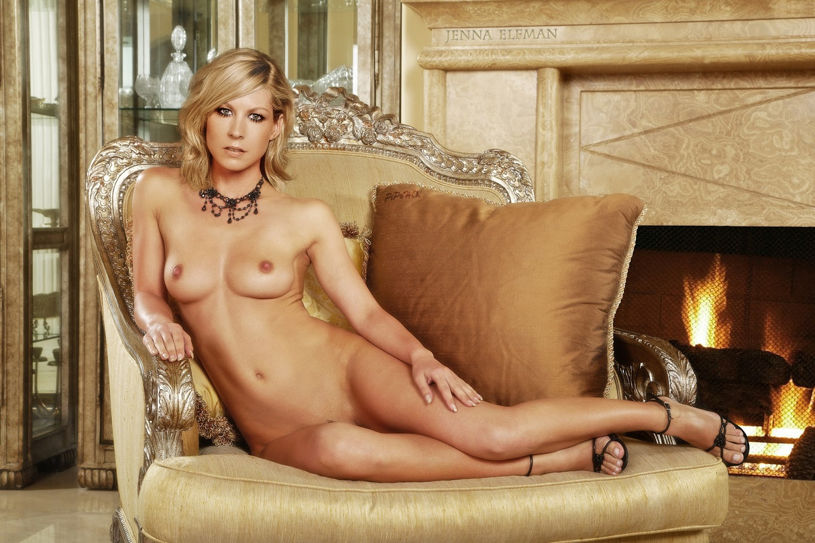 jenna elfman nude fakes download foto gambar wallpaper