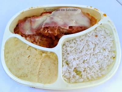 Lebens Alimentos e Bebidas: Parmegiana de Filé pronta para o consumo