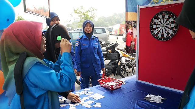usim, 2015, usim 2015, Universiti Sains Islam Malaysia,Hari Terbuka, dart, pameran, jpam, sispa