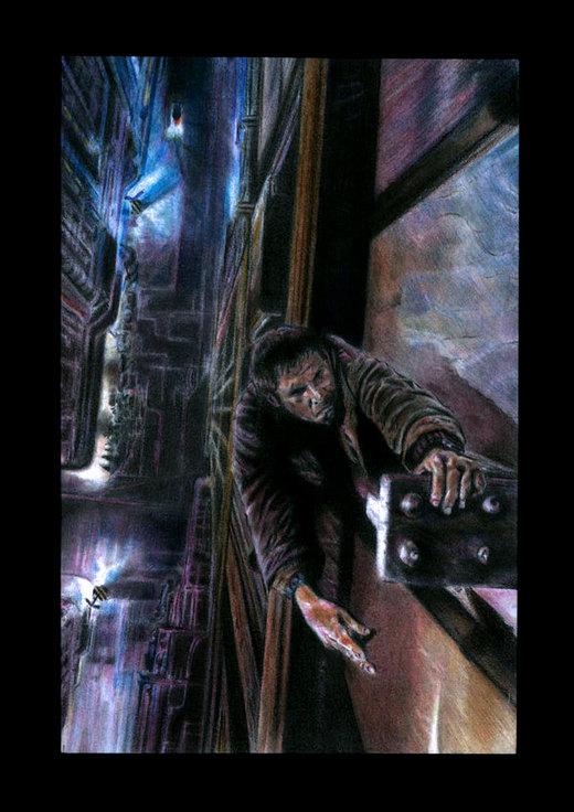 Blade Runner Falling por JoelPoischen