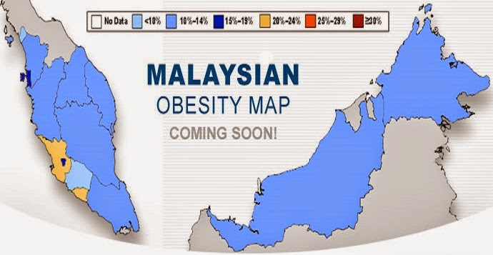 Malaysia Fattest Country In Southeast on 1