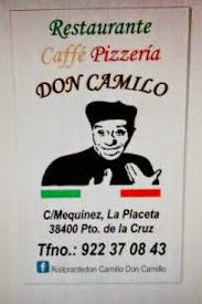 Rest. Pizzeria Don Camilo