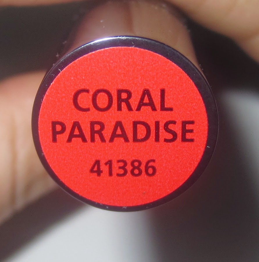 Lise Watier Hydra Kiss Colour Balm in Coral Paradise Label
