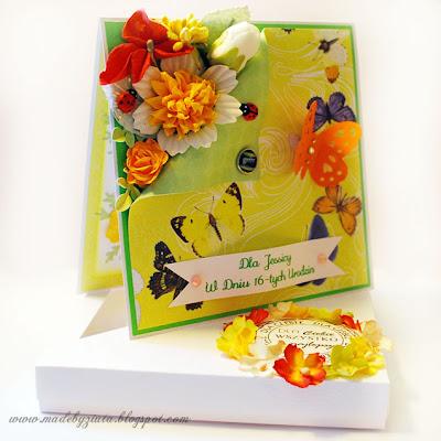 kartki okolicznościowe kartka urodzinowa dla dziewczyny barbara wójcik