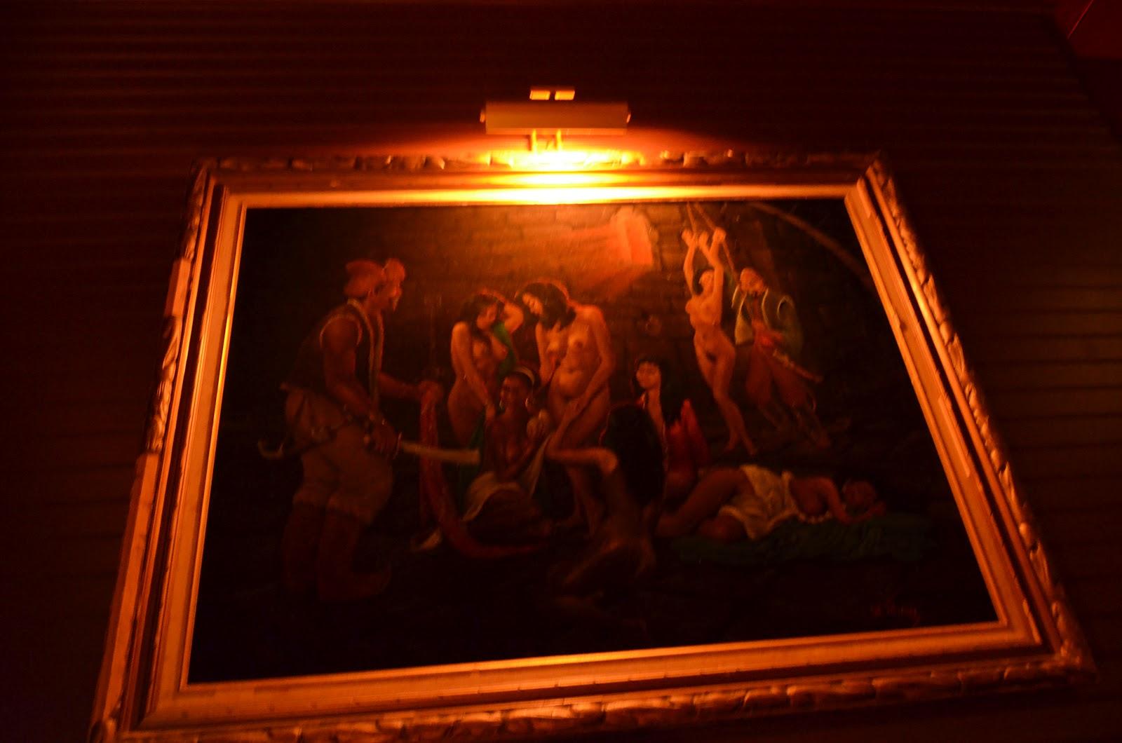 Ranstead Room Philadelphia Menu