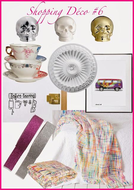Blog mode fashion blogmode fashionblog décoration déco inspiration home interior  Bloomingville Hema Zara Home Castorama Fleux Hu2Design Seletti
