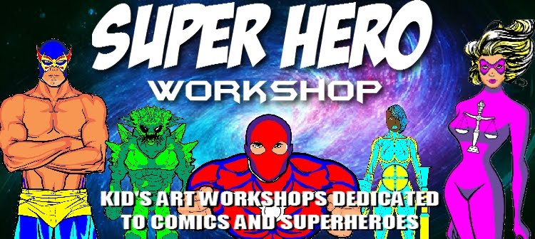 The super hero workshop