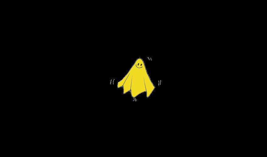El fantasma amarillo