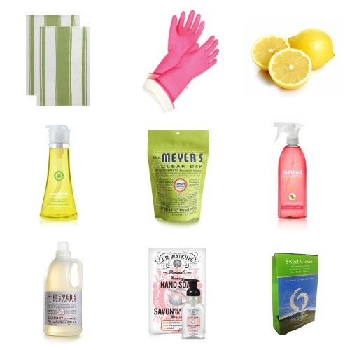 Favorite Cleaning Supplies Bright And Beautiful