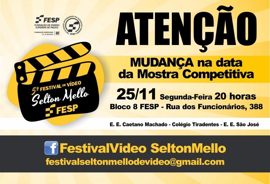 Festival Selton Mello de Vídeo