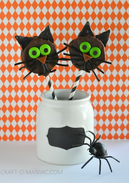Halloween Cat Treats