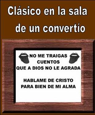 CLASICO DE LA SALA DE UN CONVERTIO