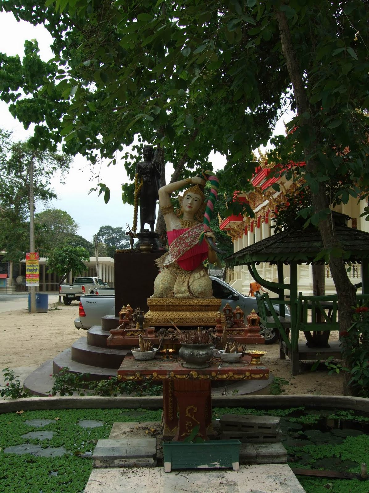 Waynes Dhamma Blog LP Boon Of Wat Thung Hiang