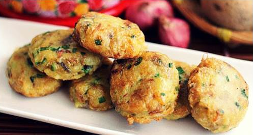 resep perkedel kentang campur kornet