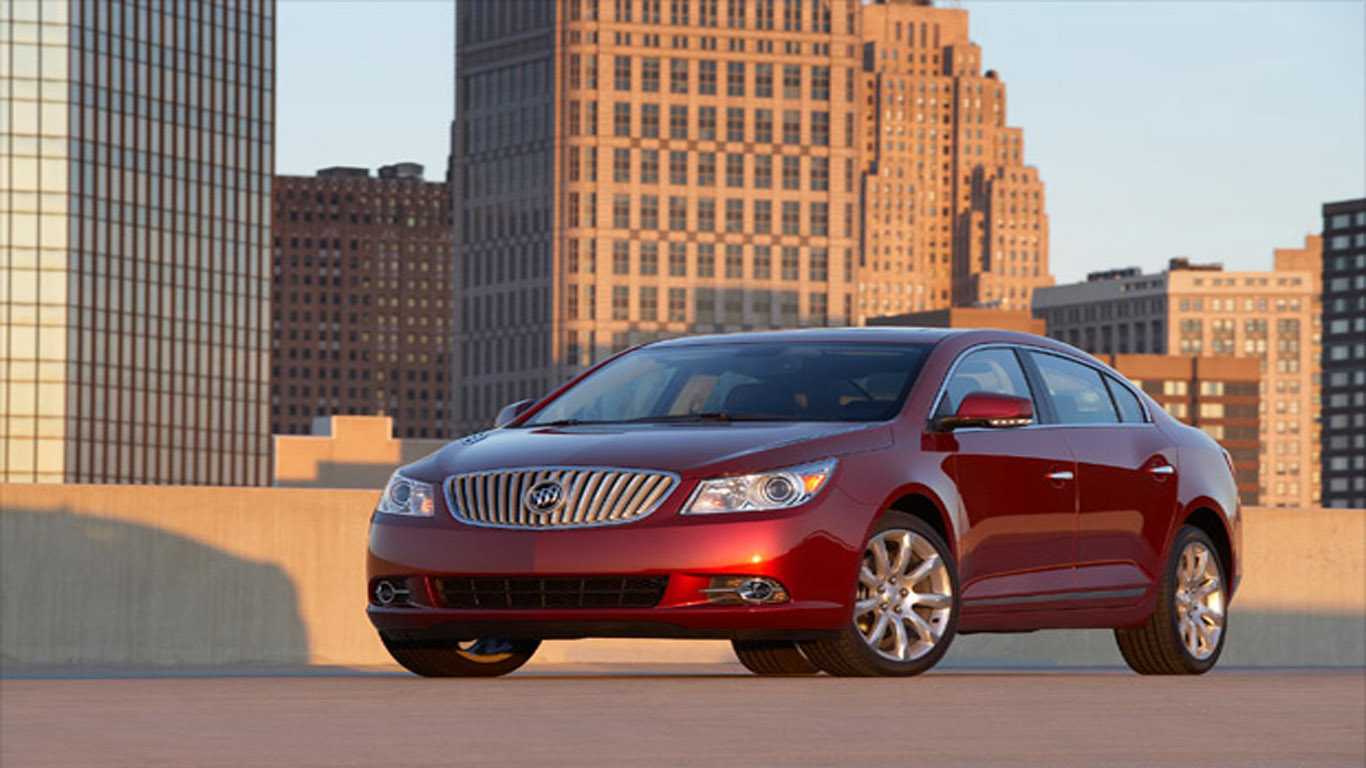 buick lacrosse 2011 price technical images and list of. Black Bedroom Furniture Sets. Home Design Ideas