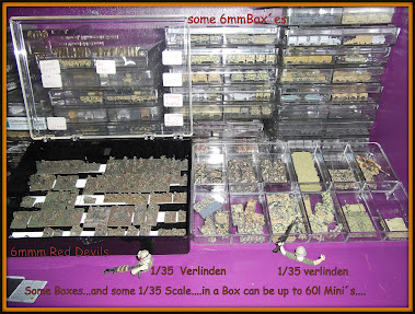 Some Boxes with GHQ`s....