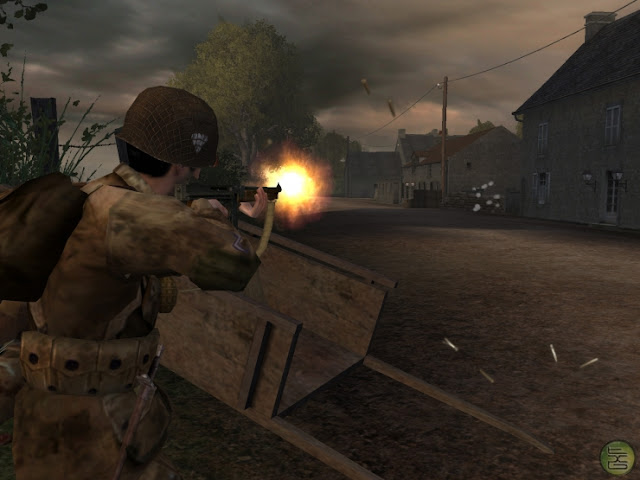 Brothers in Arms: Earned in Blood Screenshots
