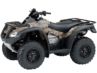 2013 Honda FourTrax Rincon TRX680FA   Auto Insurance Information