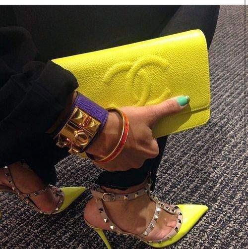 Ladies Shoes And Bag Trends...