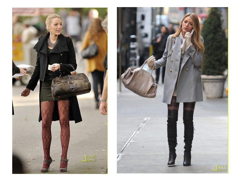New Ladies Of Fashion El Estilo De Blake Lively