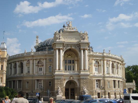 Odessa Ukraine  City new picture : Cities in World: Odessa Ukraine