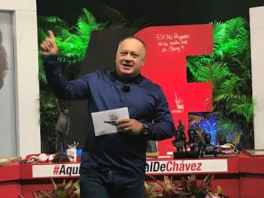 Diosdado Cabello: Oposición venezolana se quedó sin iniciativa política y sin liderazgo