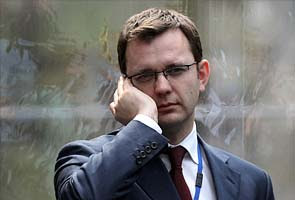 Andy Coulson, Coulson arrested, News of the World, Phone hacking scandal, World , world news, world business news, world news today, world headlines, world news headlines, current world news, world news online