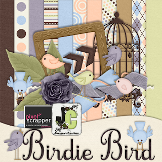 Birdie Bird Free Mini Kit!